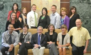 Faculty and staff of the Department of Counseling